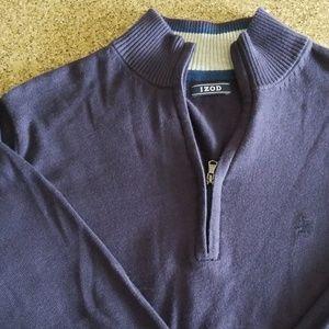 New Izod sweater.